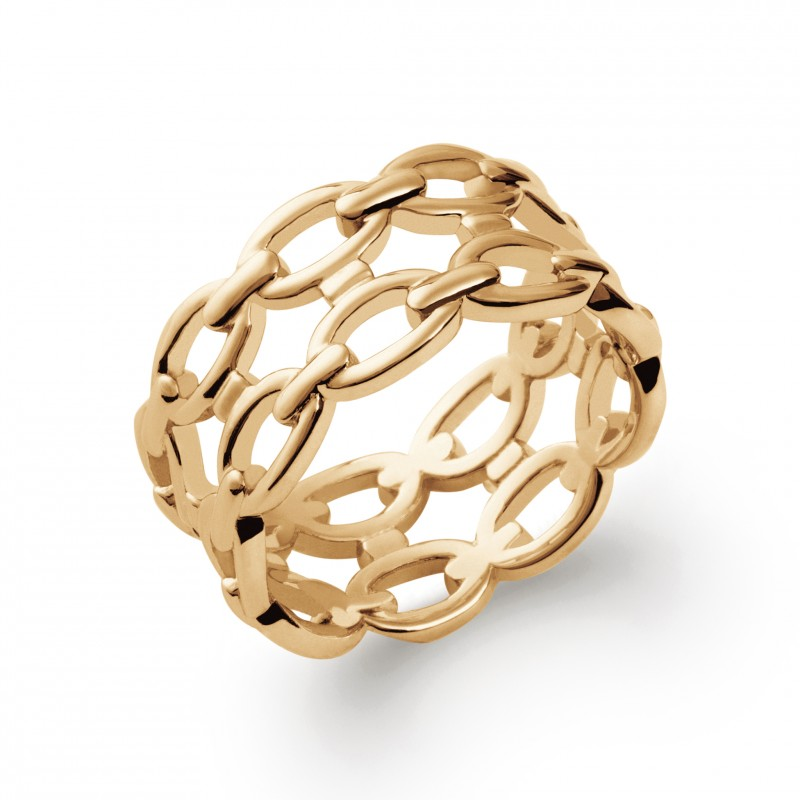 bague or maille